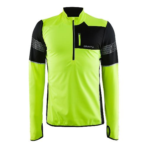 Mens Craft Brilliant 2.0 Thermal Wind Long Sleeve Technical Tops - Flumino L