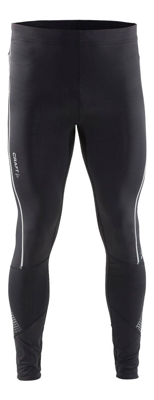 Mens Craft Brilliant 2.0 Light Tights & Leggings Pants - Black M