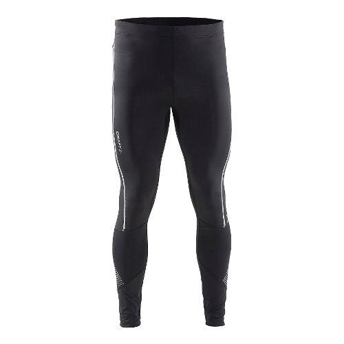 Mens Craft Brilliant 2.0 Light Tights & Leggings Pants - Black L