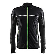 Mens Craft Cover Cold Weather Jackets - Black/Shout S