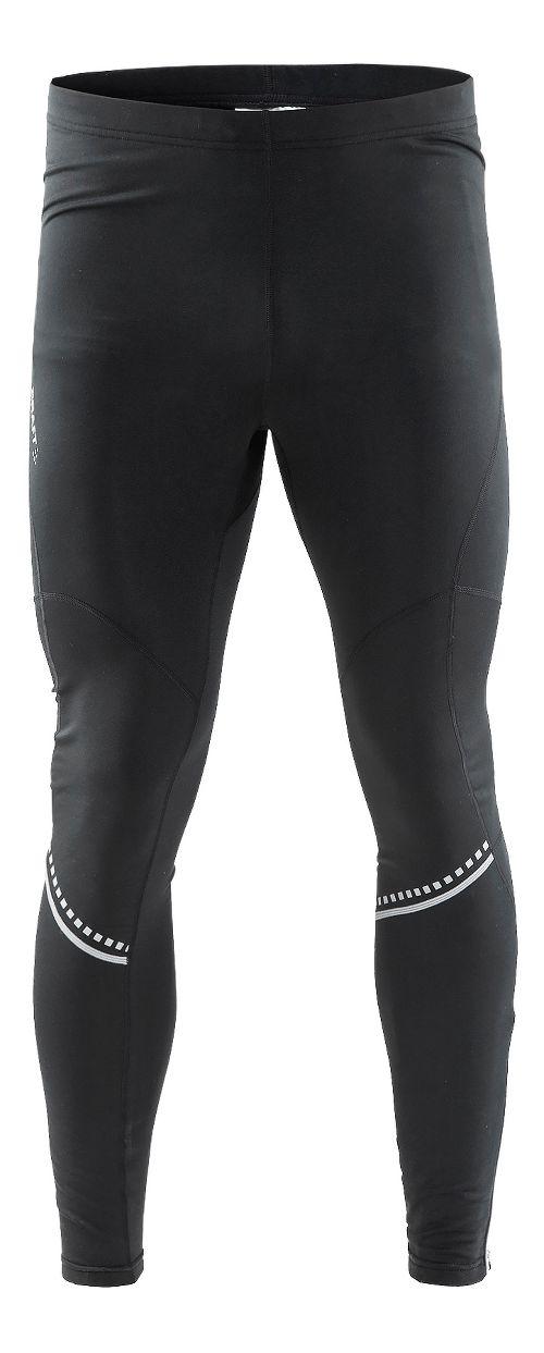 Mens Craft Cover Thermal Tights & Leggings Pants - Black XL