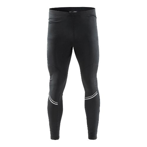 Mens Craft Cover Thermal Tights & Leggings Pants - Black XL