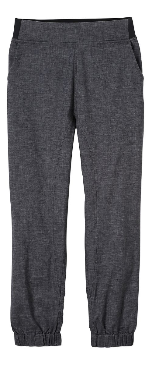 Womens prAna Annexi Pants - Grey S
