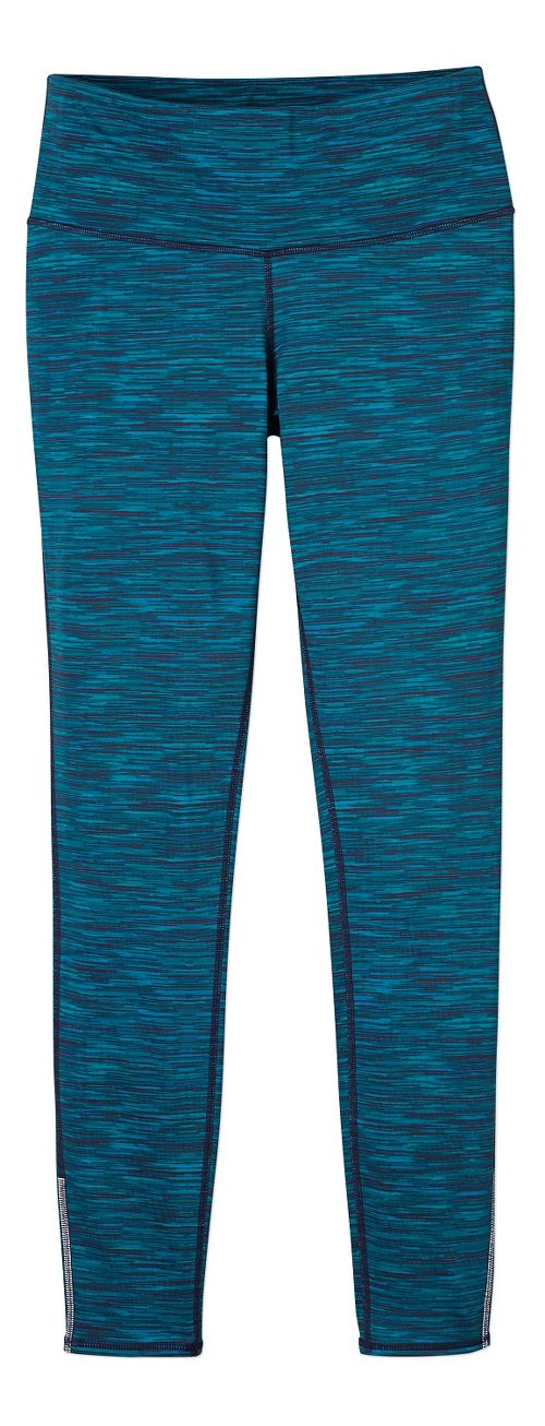 Womens prAna Caraway Tights & Leggings Pants - Blue XL