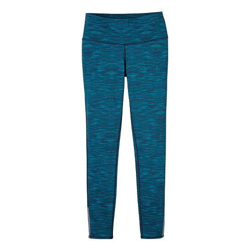 Womens prAna Caraway Tights & Leggings Pants - Blue XL