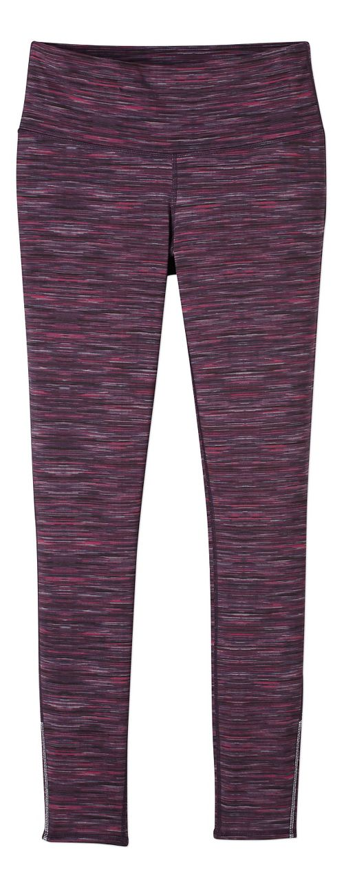 Womens prAna Caraway Tights & Leggings Pants - Purple L