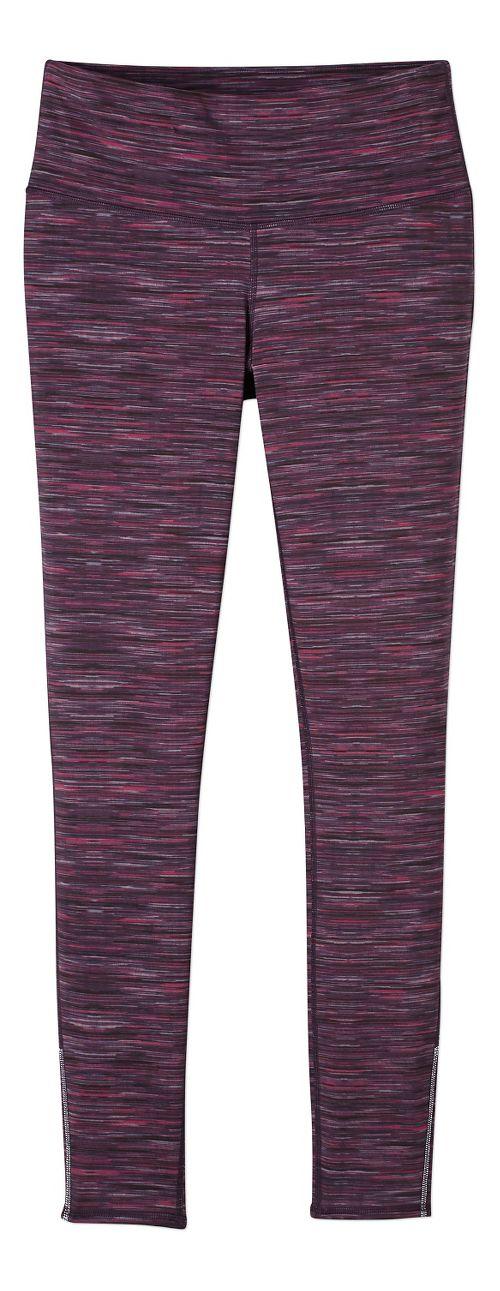 Womens prAna Caraway Tights & Leggings Pants - Purple XS