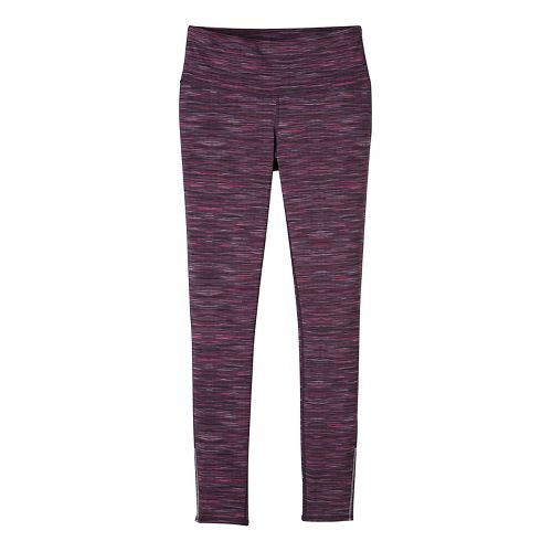 Womens prAna Caraway Tights & Leggings Pants - Purple M