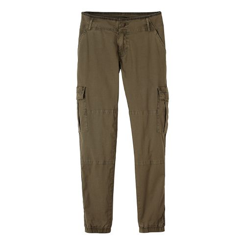 Womens prAna Kadri Pants - Green 4