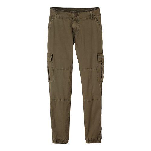Womens prAna Kadri Pants - Green 8