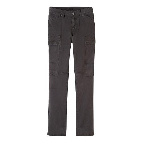 Womens prAna Louisa Straight Leg Pants - Black 4