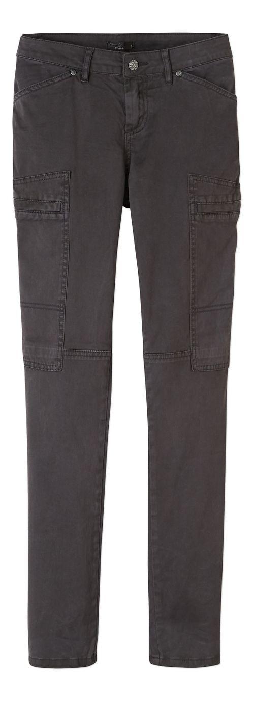 Womens prAna Louisa Skinny Leg Pants - Black 6