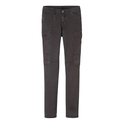 Womens prAna Louisa Skinny Leg Pants - Black 14