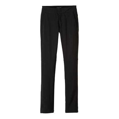 Womens prAna Sidecut Pants - Black 4