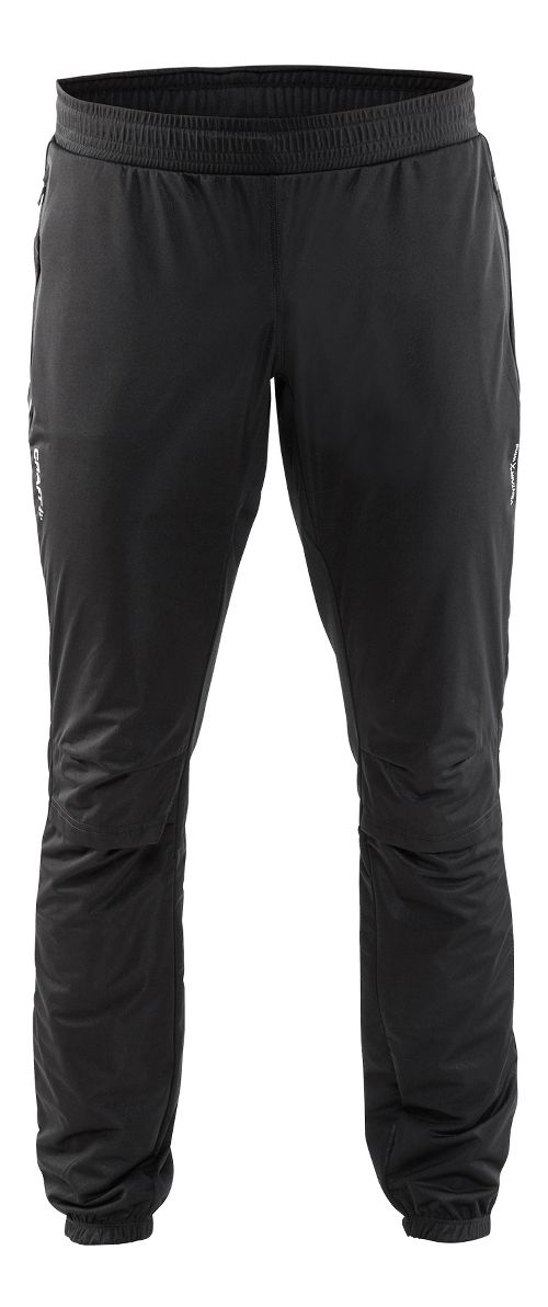 Mens Craft Intensity FZ Pants - Black XL