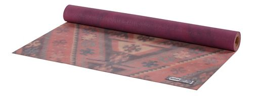 prAna Belize Printed Xtra Lite Mat Fitness Equipment - Purple OS