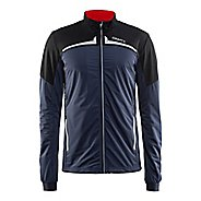 Mens Craft Intensity Cold Weather Jackets - Black/Shout XL