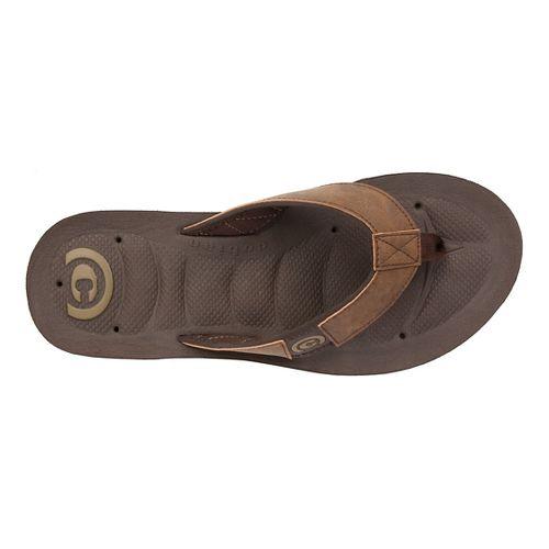 Mens Cobian Draino Sandals Shoe - Chocolate 10