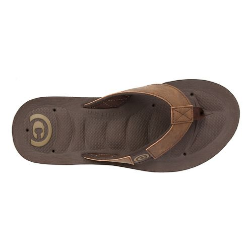 Mens Cobian Draino Sandals Shoe - Chocolate 7