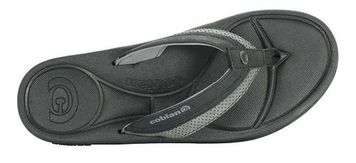 Mens Cobian Bolster Archy Sandals Shoe - Black 12