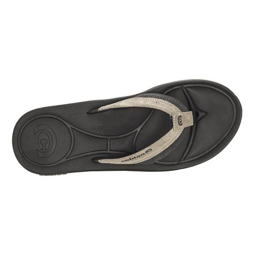 Mens Cobian Bolster Archy Sandals Shoe - Cement 13