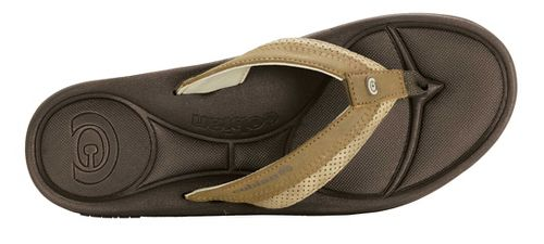 Mens Cobian Bolster Archy Sandals Shoe - Brown 10