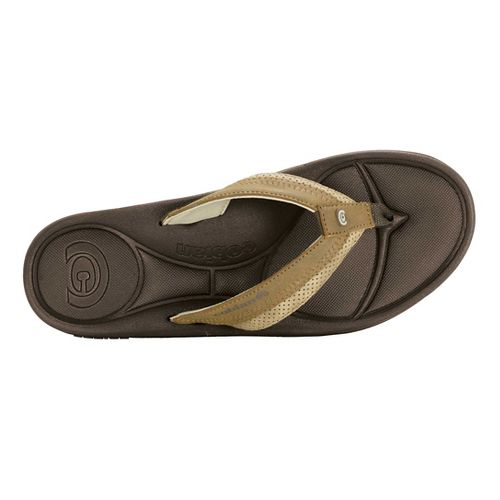 Mens Cobian Bolster Archy Sandals Shoe - Brown 13