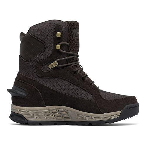 Mens New Balance 1000v1 Walking Shoe - Brown/Orange 11.5