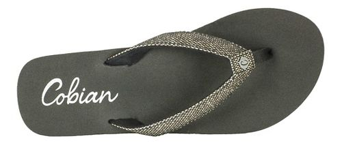 Womens Cobian Fiesta Bounce Sandals Shoe - Pewter 10
