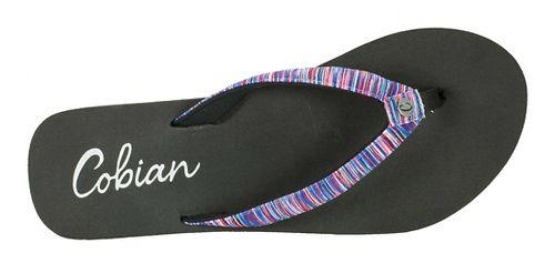 Womens Cobian Fiesta Bounce Sandals Shoe - Sunset 10