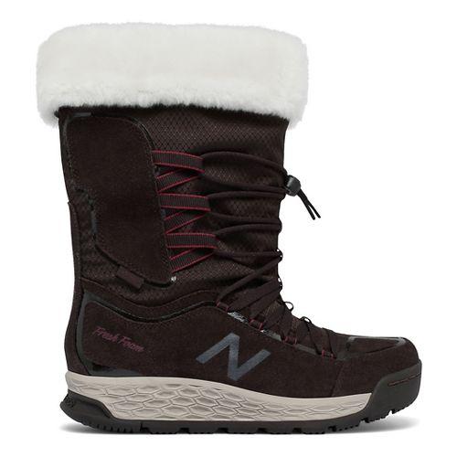 Womens New Balance 1000v1 Walking Shoe - White/Lead 10