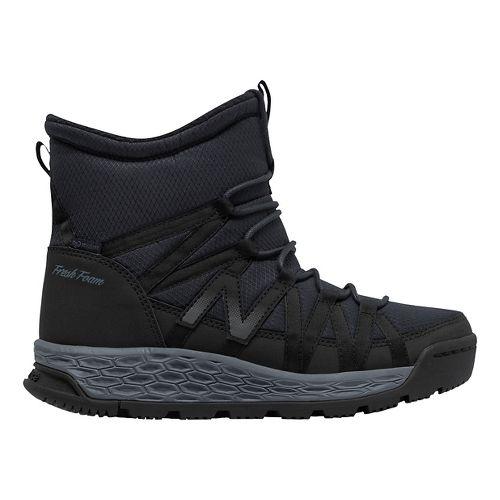 Womens New Balance 2000v1 Walking Shoe - Black/Black 10.5