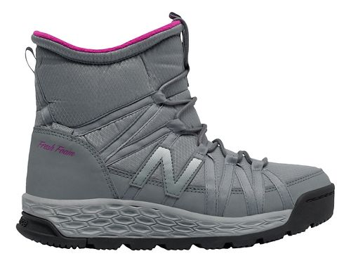 Womens New Balance 2000v1 Walking Shoe - Grey/Grey 5.5