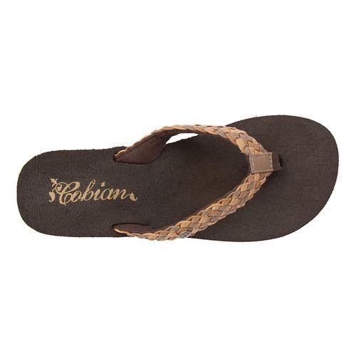 Womens Cobian Braided Bounce Sandals Shoe - Black 10