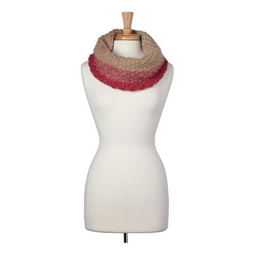 Womens prAna Terrington Infinity Scarf Headwear - Pink OS