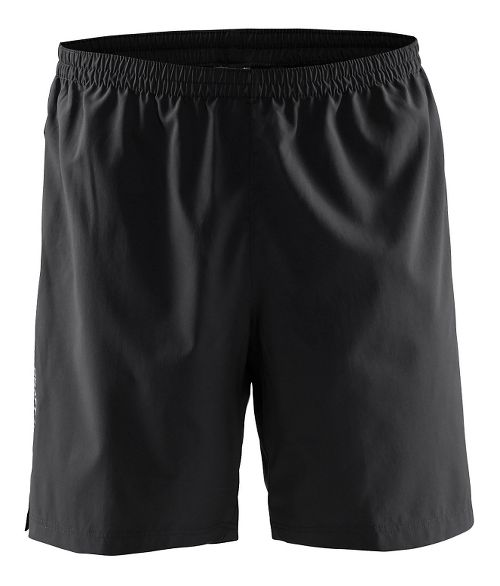 Mens Craft Pep Unlined Shorts - Black XL