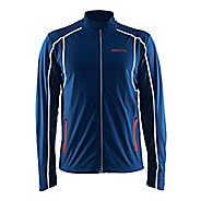 Mens Craft Podium Warm Cold Weather Jackets - Deep Blue M