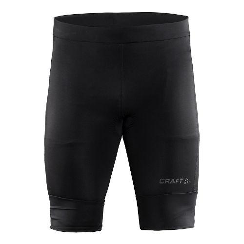 Mens Craft Pulse Shorts Cycling Shorts - Black XXL
