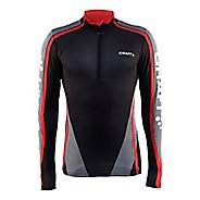 Mens Craft Race Jersey Half-Zips & Hoodies Technical Tops