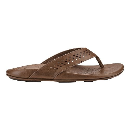 Mens Olukai Kohana Sandal Sandals Shoe - Black/Black 11