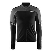 Mens Craft Velo Thermal Jersey Long Sleeve Technical Tops