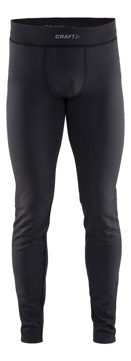 Mens Craft Wool Comfort Pants - Black M