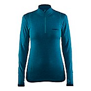 Womens Craft Active Comfort Half-Zips & Hoodies Technical Tops
