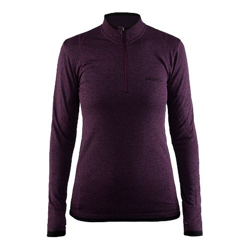 Womens Craft Active Comfort Half-Zips & Hoodies Technical Tops - Space XL