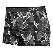 Womens ASICS Team Unlined Shorts