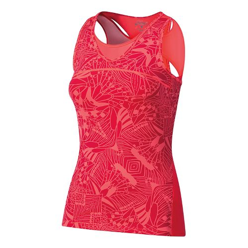 Womens ASICS Athlete GPX Sleeveless & Tank Tops Technical Tops - Diva Pink M