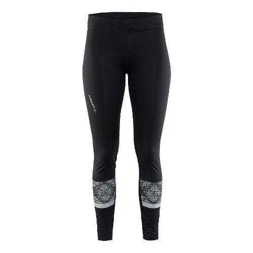 Womens Craft Brilliant 2.0 Light Tights & Leggings Pants - Black S