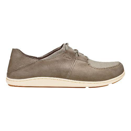 Mens Olukai Honua Casual Shoe - Clay/Clay 10.5
