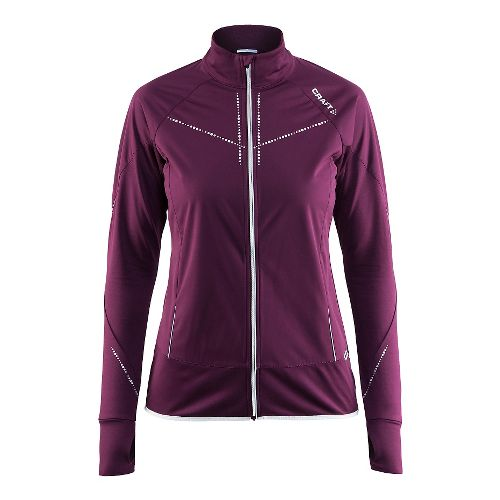 Womens Craft Cover Cold Weather Jackets - Space L