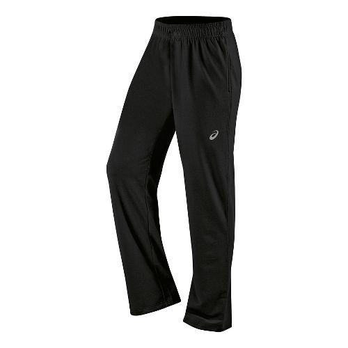 Mens ASICS TM Everyday Pants - Black XL